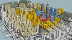 高德地图三维实景导航 立体实景指引