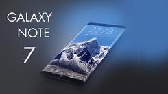 无边框将至 三星Galaxy Note7最新谍照