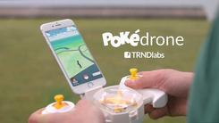 TRNDlabs推出可捕捉Pokédrone的无人机