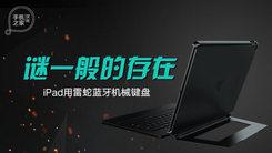 [汉化]谜一般的存在 iPad雷蛇机械键盘