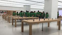 跌幅最大 苹果大中华区营收下滑33%