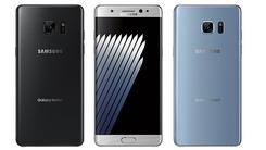 虹膜识别全防水 三星Galaxy Note7发布