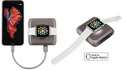 获得MFI认证 Apple Watch便携电池发布