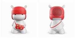 造型超萌 小米发布米兔蓝牙无线音箱
