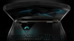全球首款曲面屏幕笔记本发布配置惊人