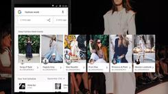 谷歌测试在搜索结果中直接购物功能