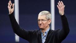 iPhone 7狂销 苹果股价一周上涨11%