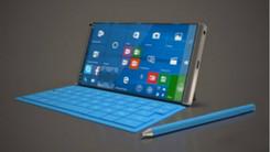 微软Surface Phone概念图:大屏窄边框