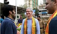 苹果代工厂纬创将在印度量产iPhone
