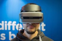 联想公布Windows VR头盔 300美元左右
