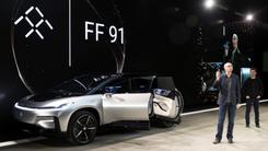 FF91发布 乐视手机成就炫酷人车交互
