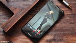 妹子也爱黑手机 华为nova曜石黑更漂亮