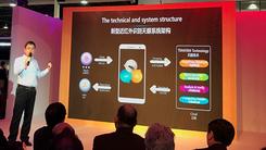 CES黑科技  长虹全球首款分子识别手机
