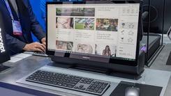 三星在CES2017发布ArtPC大屏一体电脑