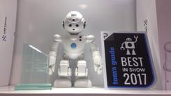 优必选多款机器人在CES2017获奖引关注