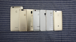 iMobile 2016年度手机横评:2500元档