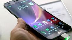 LG G6真机图曝光 超窄边框圆角屏幕
