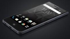 黑莓全触摸屏手机亮相 IP67级防水防尘