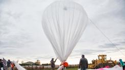 谷歌计划在波多黎各部署气球通信系统