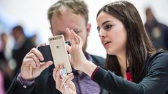 中高端智能手机销量 华为占据绝对优势
