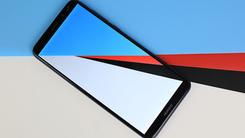 华为首款全面屏手机麦芒6视觉新体验