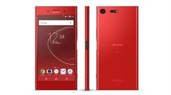 索尼Xperia XZ Premium红色版日本亮相