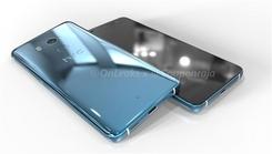 HTC U11 Plus渲染图曝光:6英寸全面屏