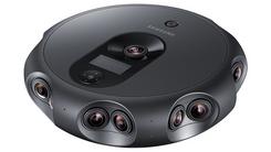 又一款专业级全景相机三星 360 Round