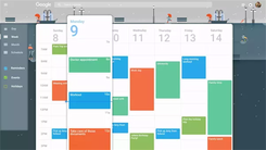 谷歌日历网页版被重新设计 更偏移动化