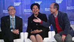 软银:未来在科技领域投资8800亿美元