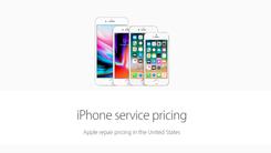 iPhone X屏幕维修 最便宜也要279美元