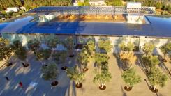 Apple Park游客中心竣工 年底前开放