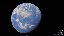 Google Earth支持非Chrome浏览器访问
