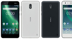 Nokia 2发布 4100mAh电池可续航两天