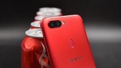 挚爱你的一抹红 OPPO R11s红色版图赏