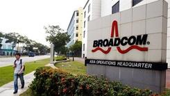 博通(Broadcom)计划收购高通公司
