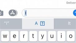 别着急升!iOS 11.1存在字母拼写BUG