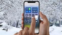 用户反映 iPhone X低温下屏幕反应迟钝