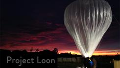 谷歌气球已为10万人提供了互联网服务