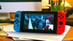 不止玩游戏 Switch支持流媒体视频Hulu