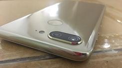 金立S11曝光:全面屏+曲面玻璃美如画