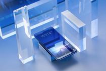 X20全面屏手机vivo蓝打造极致用户体验