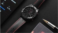 保时捷设计加持 商务智能手表非它莫属