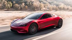 133万起 特斯拉电动超跑Roadster预订