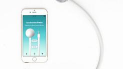 首款智能手机听诊血压计亮相高交会