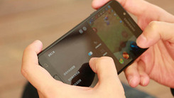 三星Galaxy C8手机 手游时代的好拍档