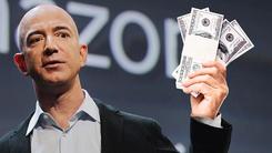 亚马逊创始人贝索斯资产超千亿美元