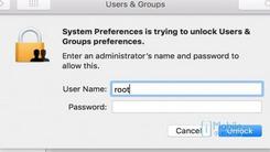Mac OS曝安全漏洞,不用密码也能登录