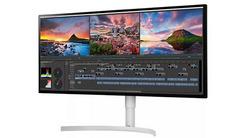 雷电3接口 LG新4K/5K显示器下月CES发