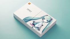 红米Note 4X情人节首发 初音未来限定